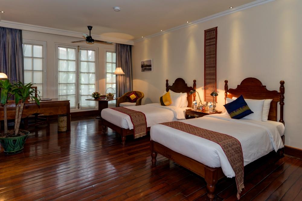 Savoy Hotel Deluxe Room Druckdataen (c) Savoy Hotel Yangon